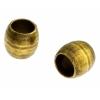 Metal Bead 4X3.4x1.8mm Antique Brass